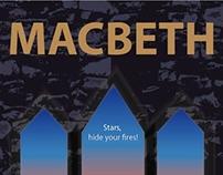 MacBeth Play Poster