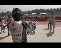 Fixi Crescent Suzuki World Superbike Promo