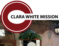 Clara White Mission Banners - InDesign CS5