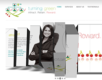 Turning Green brand campaign
