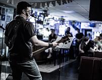 Band Shoot (The Replicants)
