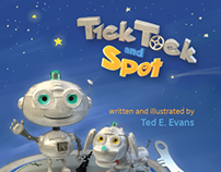 T1ck T0ck & Sp0t - Children's Book Excerpts