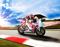 Honda Sports Bike - from the studio to the track