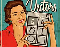 50s Vectors