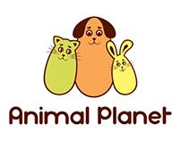 2011 - Animal Planet - Branding