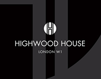 Highwood House – Brochure Design