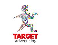 Target advertising logo