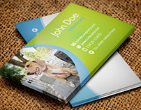 Business card design 01