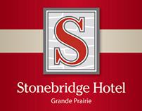 Lunch/Dinner Menu for Stonebridge Hotel
