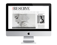 The Reserve website