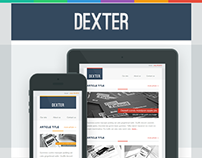 Dexter - Email Template