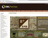 OML Patches HTML5 Patches slider
