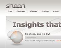 Sheen Insights Website