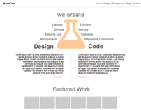 IdeaFlask Website