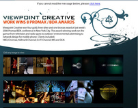Emails for Viewpoint Creative