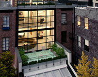 Triplex in New York