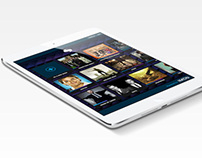SerialTracker iPad app - track your favourite TV shows