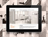 Peterer Lawyer // Responsive Website