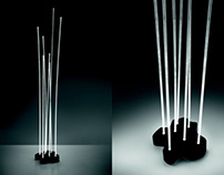 Reeds LED lamp by Artemide