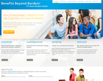 Benefits Beyond Borders Website