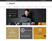 TenderShop - Minimal Wordpress eCommerce Theme