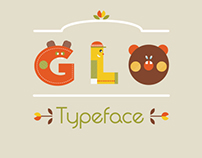 GLO - typeface