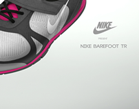 Nike barefoot tr