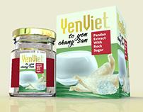 Yen Viet Bird's Nest Packaging Design