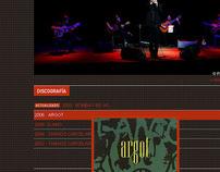 34 Puñaladas  - web site