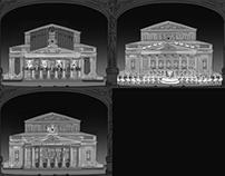 Bolshoy Theatre opening ceremony