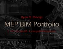 Ryan's MEP BIM Portfolio