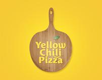 Yellow Chili Pizza