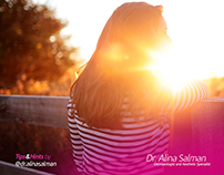 Dr. Alina Salman Branding