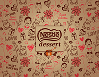 Nestlé Dessert - School Project