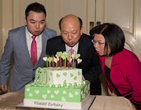 Event- Mr. Ma's Birthday Celebration