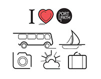 Branding // Haifa port