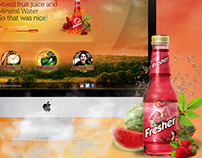 Fresher Web Site
