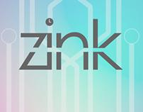Mobile Zink App // Concept + UI Design