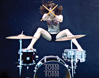 Tom Tom Magazine | Underwater Drums!