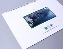 National Park Plitvice Calendar