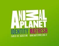 Animal Planet refresh