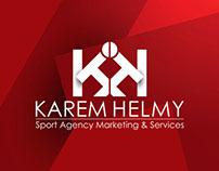 Karem Helmy Corporate Identity