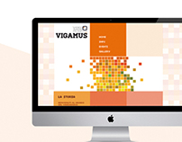 "Restyling Website ""Vigamus"""