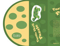Turtle Puzzle Packaging Design