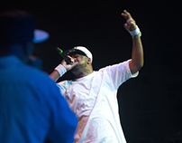 Wu-Tang Clan live in Manchester