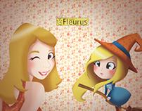 Fleurus Presse - Les P'tites Sorcières Magazine