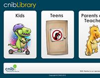 CNIB Kids Library