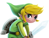 My name is Link not Zelda!