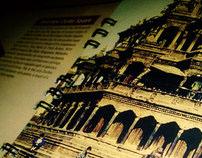 YETI TRAVELS Booklet