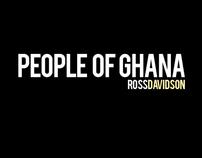 People of Ghana